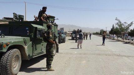 В Афганистане прогремел взрыв у колонны иностранных военных, есть жертвы