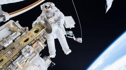 Члены 46-го экипажа МКС выйдут в открытый космос