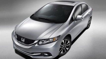Новый Honda Civic Sedan 2013