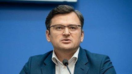 Кулеба рассказал, что происходит с гражданами Украины в Египте