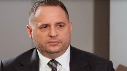 """Ермак об обострении на Донбассе: """"Сознательное выполнение приказов на уничтожение"""""""