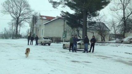 Скрябин снял клип о дорогах и руинах в Украине