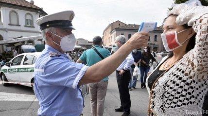 Коронавирус в Италии: более половины жителей Бергамо были инфицированы