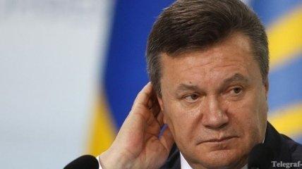 Янукович сожалеет, что к нему не пришли Кличко и Тягнибок