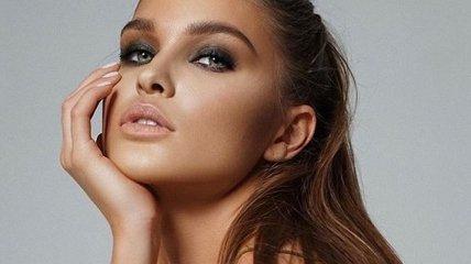 Огненная ведущая жеребьевки Кубка Украины - Мисс Украина 2018 (Фото)