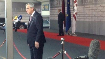Юнкер: Сегодня мы не обсуждаем вопрос членства в ЕС