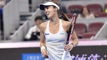Известная теннисистка завершит карьеру после Итогового WTA 2017