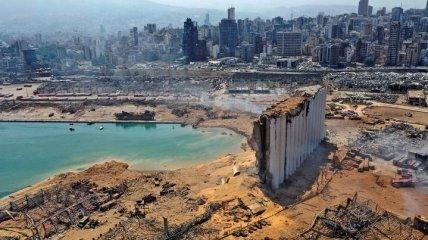 Взрыв в Бейруте: более 300 тыс человек остались без крова, ущерб может дойти до 5 млрд