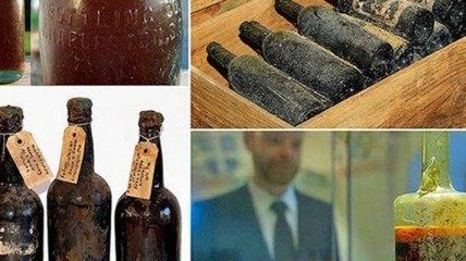 Самый древний алкоголь: археологические экспонаты (Фото)