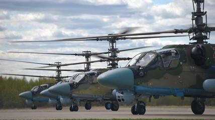 Вертольоти РФ, ілюстративне фото