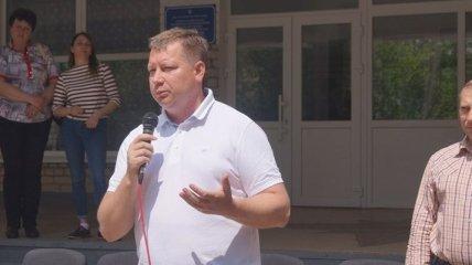 Партия Гройсмана не выдвигает на выборы экс-главу Херсонской ОГА Гордеева