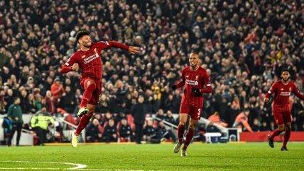 Автор трех супер голов в октябре - лучший игрок Ливерпуля по итогам месяца