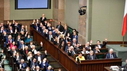 В Польше поддержали отмену дистанционного голосования на выборах