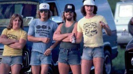 Берегите глаза: короткие мужские шорты 70-х, которые доводят до истерики