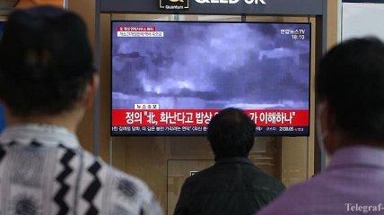 Военные КНДР взорвали офис на границе с Южной Кореей