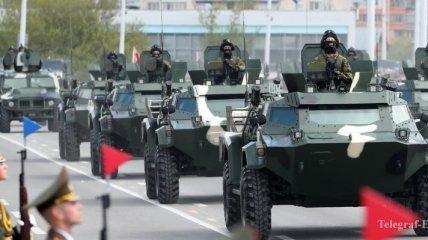Военный парад в Беларуси: Лукашенко говорит о снижении числа заболеваний пневмониями