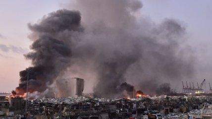Лікарні в Бейруті не справляються з напливом постраждалих від вибуху