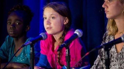 """""""Вы украли у меня детство"""": яркая речь школьницы Греты Тунберг в ООН (Видео)"""