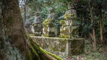 Заброшенный парк скульптур Японии: такого вы еще не видели