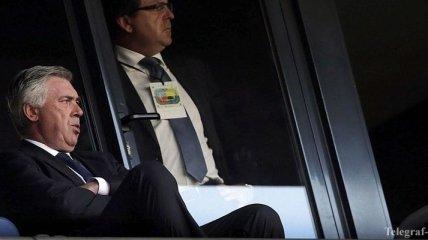 """СМИ: """"Реал"""" на днях огласит отставку Анчелотти"""