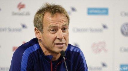Главный тренер сборной США может быть вскоре уволен