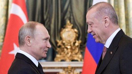 Эрдоган выкручивает Путину руки: журналист обратил внимание на важный момент по Карабаху