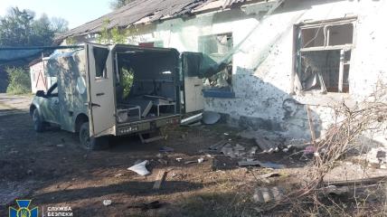 В Трехизбенке под обстрел боевиков РФ попала следственная группа СБУ