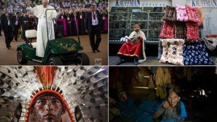 Удивительная повседневная жизнь в Латинской Америки (Фото)