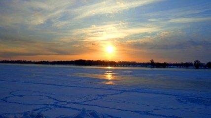 Прогноз погоды в Украине на 31 декабря: солнечно, но прохладно