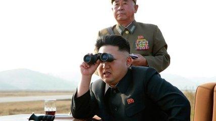 КНДР в очередной раз запустила ракеты