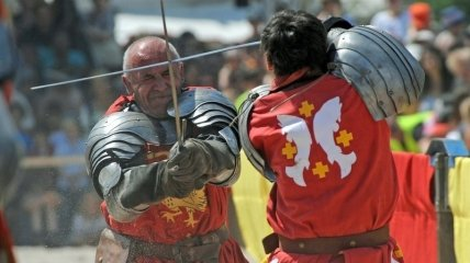 """Четыреста рыцарей будут соревноваться за """"Генуэзский шлем"""""""