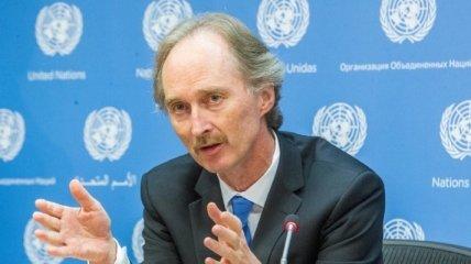 Новый спецпосланник генсека ООН по Сирии в понедельник вступит в должность