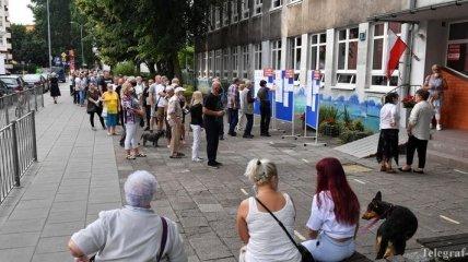 Выборы в Польше: кто проходит во второй тур