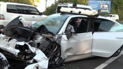 В Хмельницком в ДТП попал пассажирский автобус: есть пострадавшие