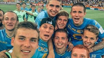 ФИФА выделила ключевых футболистов сборной Украины в победе на ЧМ-2019 U-20