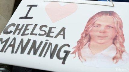 Адвокаты сообщили о второй попытке суицида Челси Мэннинг в тюрьме