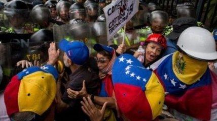 Переговоры между властью и оппозицией в Венесуэле снова сорвались