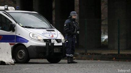 Задержанный после перестрелки в Париже не причастен к теракту