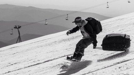 Фотографии от сноубордиста Gabe L'Heureux (Фото)
