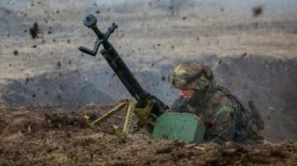 Обстрелы позиций ВСУ. Иллюстративное фото