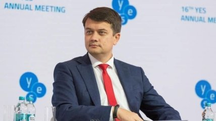 Разумков: К разработке законопроекта об особом статусе Донбасса привлекут общество