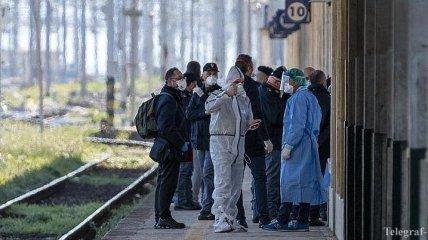 Беларусь прекращает железнодорожное сообщение с Украиной