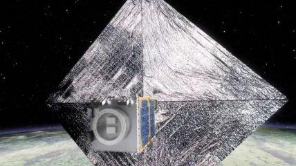 В космос запустили спутник для экспериментов по уборке мусора с околоземной орбиты (Видео)