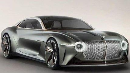 Новинка к 100-летию Bentley: производитель представил автомобиль будущего