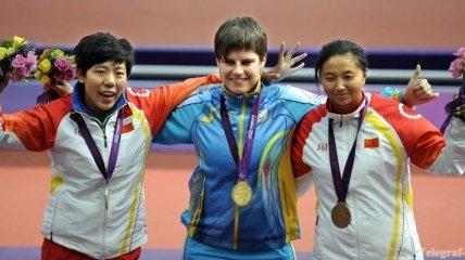 Украинские паралимпийцы завоевали 84 медали в Лондоне