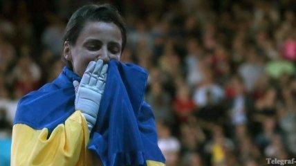 Сборная Украины по фехтованию заняла третье место