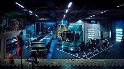 Volvo представила городской электрогрузовик