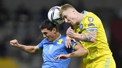 Казахстан - Украина 1:1
