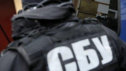 Задержана вооруженная группа лиц, которая напала на сотрудников СБУ