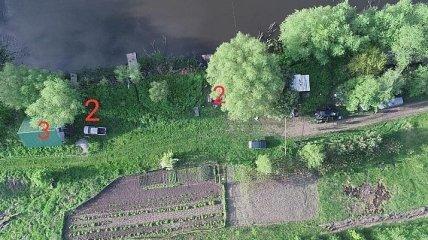 Массовое убийство в лесу Житомирской области: полиция открыла дело